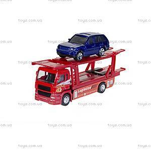 Набор игровой «Автовоз» из двух авто, 22990-81030, цена