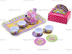 Набор игровой «Чайный сервиз», S055A5B5C, детские игрушки