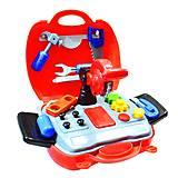 Набор игровой «Маленькая мастерская», 8011, детские игрушки