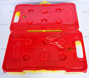 Набор игровой Mookie Tailball с сеткой, 7114MK, игрушки