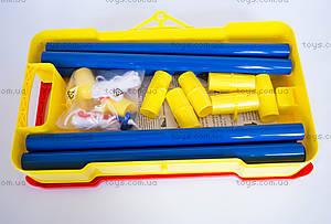 Набор игровой Mookie Tailball с сеткой, 7114MK, toys.com.ua
