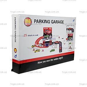 Набор игровой для деток «Паркинг», 24029-660-95, купить