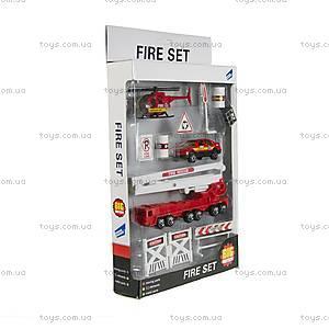 Набор игровой «Пожарная служба», 27669-600, фото
