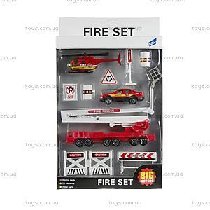 Набор игровой «Пожарная служба», 27669-600