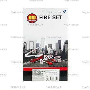 Набор игровой «Пожарная служба», 27669-600, цена