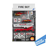 Набор детский игровой «Пожарная служба», JP600, купить