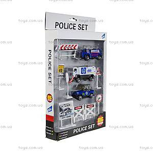 Набор игровой «Полицейская служба», 27669-700, фото
