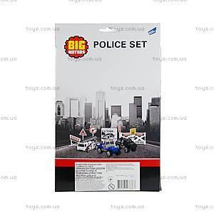 Набор игровой «Полицейская служба», 27669-700, цена