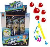 Набор игровой «Водные бомбочки» с насосом, YG32U, купить