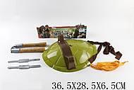 Набор игровых аксессуаров «Ниндзя черепашки», 1299, фото