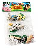 Набор игровых фигурок «Домашние животные», NC01-5