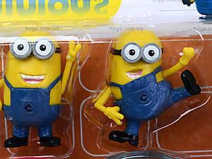 Набор игровых фигурок «Миньоны», 68211, купить
