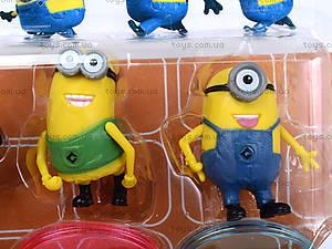 Набор игровых фигурок «Миньоны», 68211, фото
