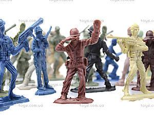 Набор игровых фигурок «Солдатики», 879-F4, отзывы