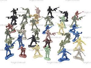 Набор игровых фигурок «Солдатики», 879-F4, іграшки