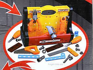 Набор игровых инструментов, для мальчиков, 661-73, купить