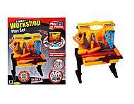 Набор игровых инструментов, для мальчиков, 661-73, отзывы