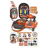 Набор игровых инструментов в чемоданчике (8033), 8033, іграшки