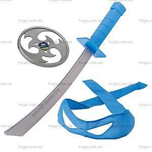 Набор игрушечного оружия Леонардо «Черепашки-ниндзя», 92101