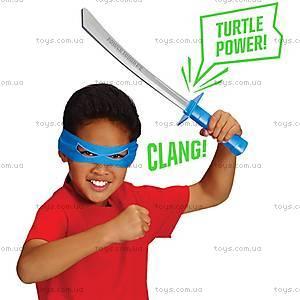 Набор игрушечного оружия Леонардо «Черепашки-ниндзя», 92101, купить