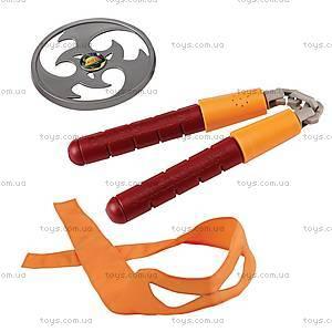 Набор игрушечного оружия Микеланджело «Черепашки-ниндзя», 92103