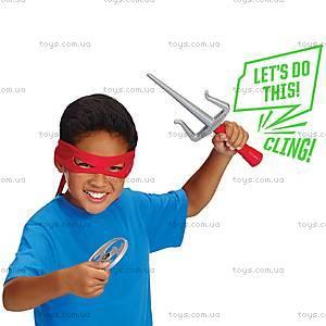 Набор игрушечного оружия Рафаэля «Черепашки-ниндзя», 92104, купить