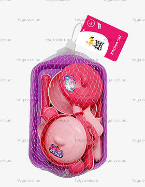 Набор игрушечной посуды для детей, KF688