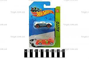 Набор игрушечных автомобилей Hot Wheel, 1699-02