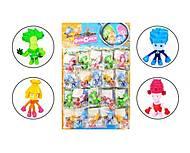 Набор игрушечных героев «Фиксики», 20 штук, 18005, отзывы