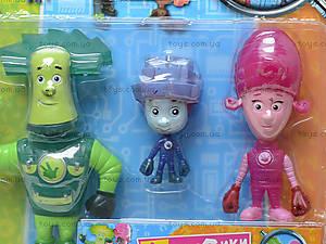 Набор игрушечных героев «Фиксики», 58001, фото
