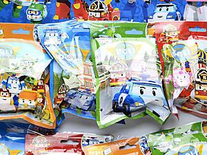 Набор игрушечных героев «Робокар Поли», РО16507, отзывы