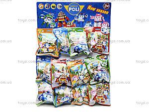 Набор игрушечных героев «Робокар Поли», РО16507