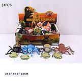 Набор игрушечных пауков, 7427, фото