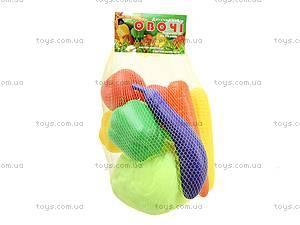 Набор игрушечных продуктов «Овощи», , фото