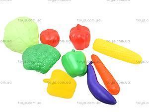Набор игрушечных продуктов «Овощи», , цена