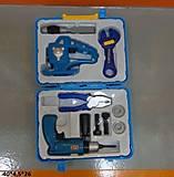 Набор игрушечных строительных инструментов , 1000-6, фото