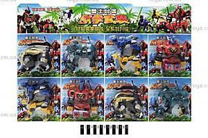 Набор игрушечных трансформеров, 5533-21