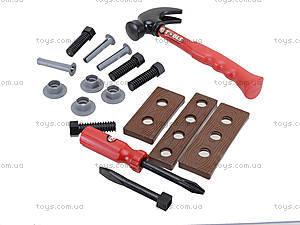 Набор игрушечных инструментов для детей, EK58379R, цена