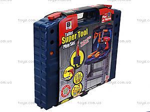 Набор игрушечных инструментов, для детей, 661-74, игрушки