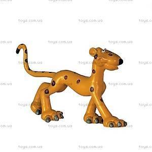 Набор игрушечных зверей «Дикие животные», P29016, фото