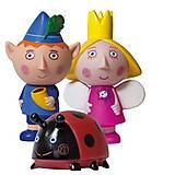 Набор игрушек-брызгунчиков «Маленькое королевство Бена и Холли», 30982, отзывы
