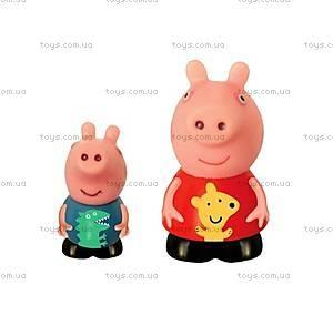 Набор игрушек-брызгунчиков Peppa «Пеппа и Джордж», 27132