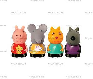 Набор игрушек-брызгунчиков Peppa «Пеппа и ее друзья», 27131