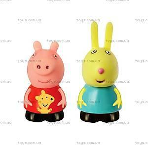 Набор игрушек-брызгунчиков Peppa «Пеппа и Ребекка», 25069