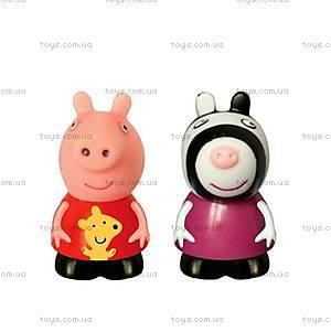 Набор игрушек-брызгунчиков Peppa «Пеппа и Зоя», 25071