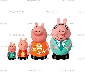 Набор игрушек-брызгунчиков Peppa «Семья Пеппы», 25068