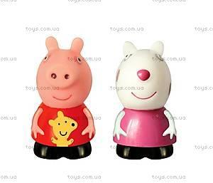 Набор игрушек-брызгунчиков «Пеппа и Сюзи», 25070