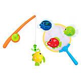 """Набор игрушек для ванной """"Рыбалка"""", 58077, фото"""