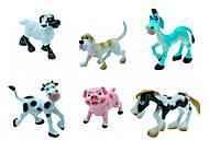 Набор игрушек-фигурок «Ферма», 8831, фото