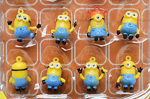 Набор игрушек-фигурок «Миньоны», 150750, фото